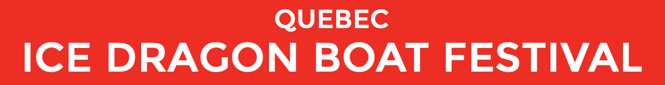 Quebec Ice dragon boat festival