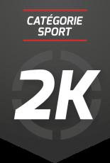 H2o Open 2000m Catégorie Sport