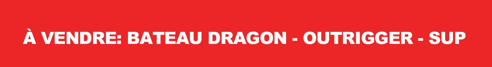 bateau dragon à vendre